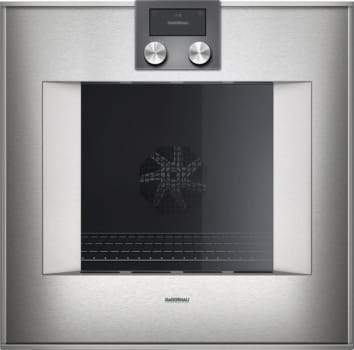 "Gaggenau 400 Series BO450610 - 24"" Single Electric Wall Oven"