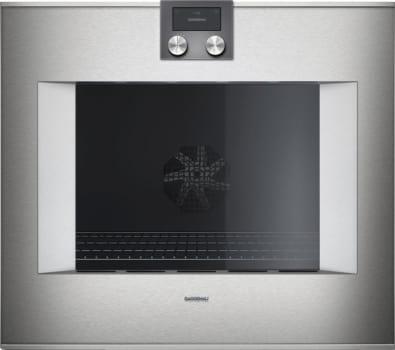 """Gaggenau 400 Series BO481610 - 30"""" Single Electric Wall Oven"""