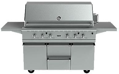 Viking 500 Series BQC5540SS - Grill Not Included