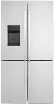 Blomberg BRFD2650SS - 4-Door French Door Refrigerator