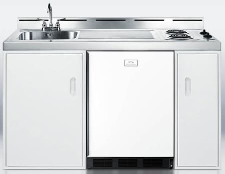 Summit C60EL - Deluxe Combination Kitchen