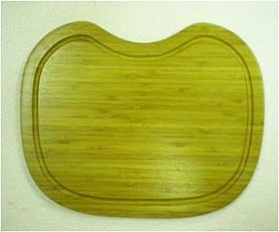 Ukinox CB376HW - Wood Cutting Board