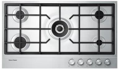 "Fisher & Paykel CG365DNGX1 - 36"" Gas Cooktop"