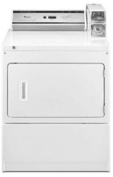 Whirlpool Cgm2751tq 27 Inch Coin Operated Commercial Gas