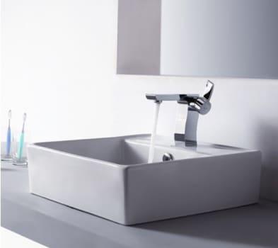 Kraus Sonus Series CKCV15014601CH - Chrome Faucet