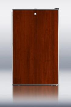 AccuCold CM421BLBIFR - Front View