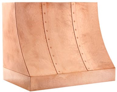 Copperworks Coventry Series JS730CLP26 - Polished Smooth Texture