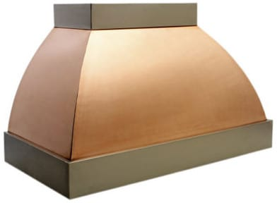 Copperworks Monterey Series JS436CLD26 - Polished Smooth Texture