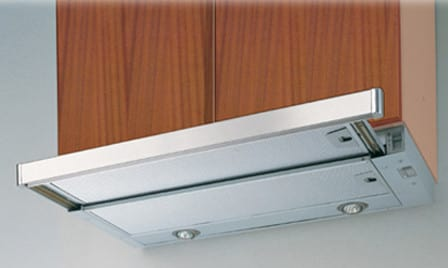 Faber Integrated Collection CRIS24SS - Cristal 24 SS Under-Cabinet Slide-Out Hood