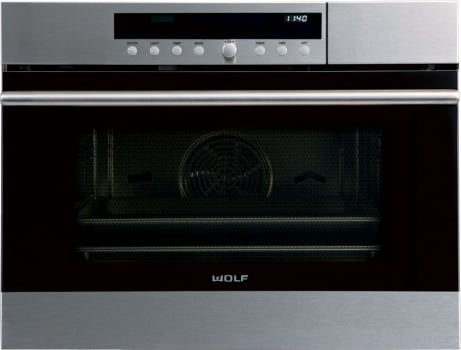 Wolf Cso24 Convection Steam Oven