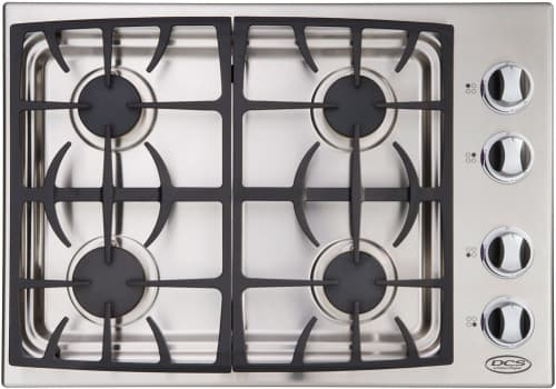 Dcs Ctd304ssn 30 Inch Gas Cooktop With