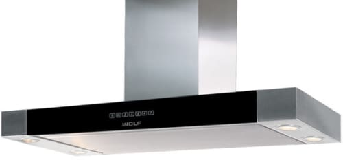 Wolf Chimney Vent ~ Wolf ctewh wall mount chimney range hood with speed