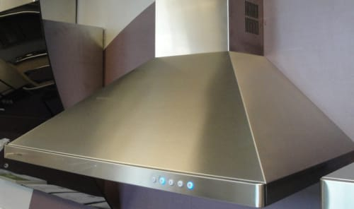 Faber Decorative Collection CLAS36SS - Classica Wall Chimney Hood