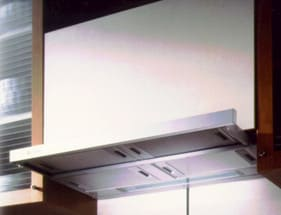 Faber Integrated Collection CRIS36 - Cristal HC Custom Under-Cabinet Slide-Out Hood