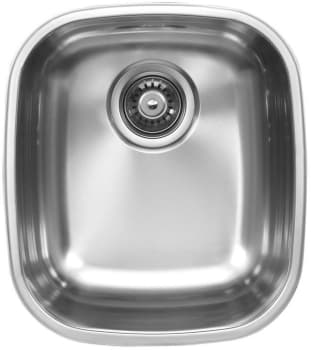 "Ukinox D34510 - 10"" Bowl Depth"