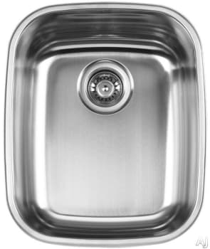 "Ukinox D37610 - 10"" Bowl Depth"