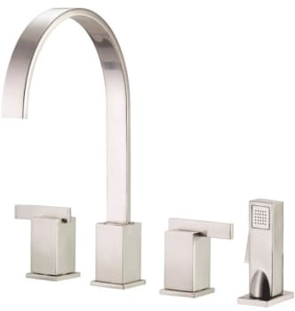 Danze® Opulence™ Collection D422044SS - Stainless Steel