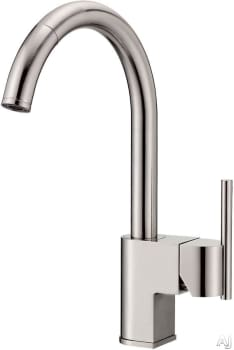Danze® Como™ Collection D457144SS - Stainless Steel