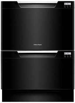 Fisher & Paykel DishDrawer Series DD24DCB7 - Black