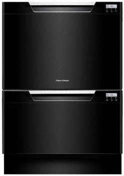 Fisher & Paykel DishDrawer Series DD24DCTB7 - Black