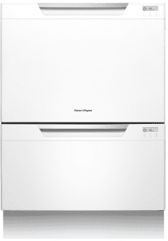 Fisher & Paykel DD24DCTW7 - White