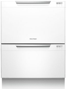 Fisher & Paykel DishDrawer Series DD24DCW7 - White