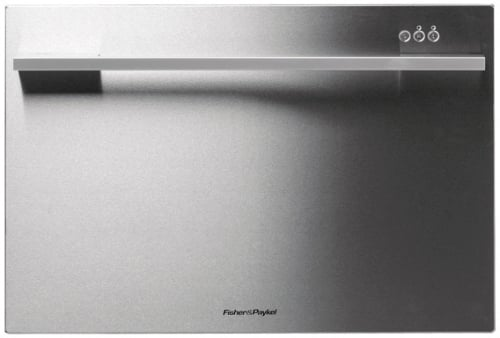 Fisher & Paykel DishDrawer Series DD24SDFX7 - Stainless Steel with Straight Handle