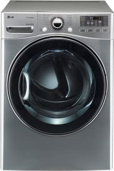 LG SteamDryer Series DLEX3470 - Graphite Steel