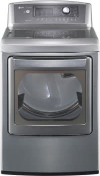 LG SteamDryer Series DLGX5171 - Graphite Steel