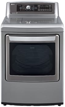 LG SteamDryer Series DLEX5680V