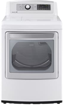 LG SteamDryer Series DLEX5680W - White