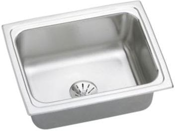 Elkay Gourmet Perfect Drain Collection Lustertone Collection DLFR251910PD - Featured View