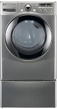 LG SteamDryer Series DLGX2656V - Graphite Steel