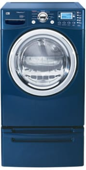 LG SteamDryer Series DLGX8388NM - Featured View