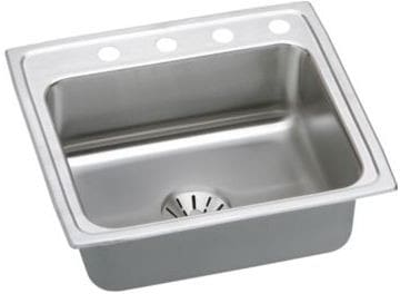 Elkay Gourmet Perfect Drain Collection Lustertone Collection DLR221910PD3 - Featured View
