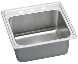 Elkay Gourmet Perfect Drain Collection Lustertone Collection DLR252110PD1 - Featured View
