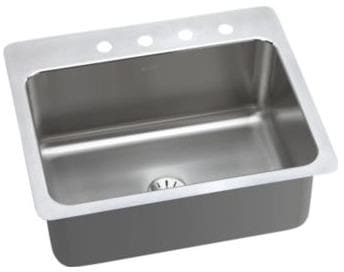 Elkay Gourmet Perfect Drain Collection Lustertone Collection DLSR272210PD - Featured View