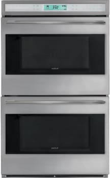 Wolf E Series DO302FSTH - Framed Stainless Steel