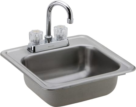 Elkay Dayton Collection DP211515C - Stainless Steel Sink Package