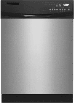 Whirlpool DU1055XTSS - Stainless Steel