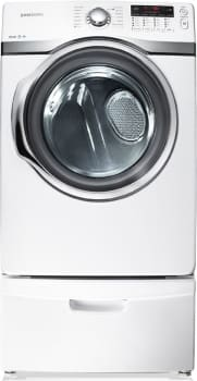 Samsung DV405GTPAWR - Neat White
