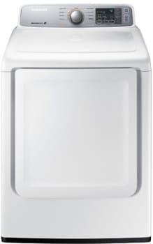 Samsung DV45H7000GW - White Front