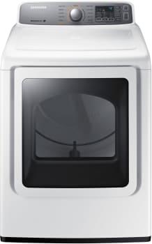 Samsung DV45H7200GW - 7.4 Cu. Ft. Top-Load Gas Dryer