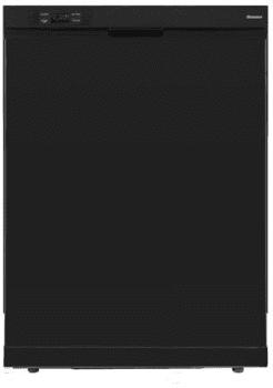 Blomberg DW24100B - Black