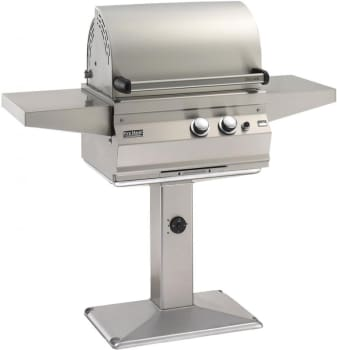 Fire Magic Legacy Collection 21S1S2NP6 - Stainless Steel Post-Mount Grill