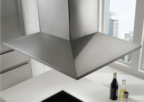 Faber Decorative Collection DAMAISOLA - Dama Isola Island Chimney Hood