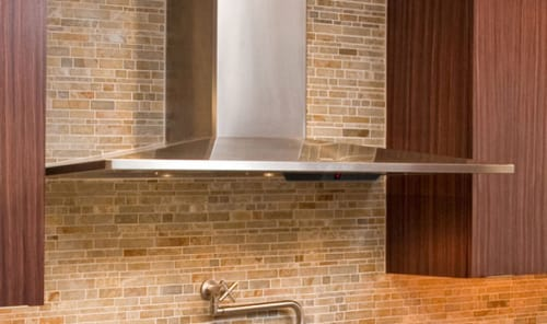 Faber Designer Collection DIAM30SS - Diamante Wall Chimney Hood