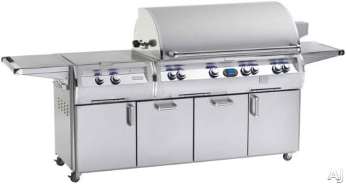 "Fire Magic Echelon Collection E1060S4E1P51 - 111"" Freestanding Gas Grill"