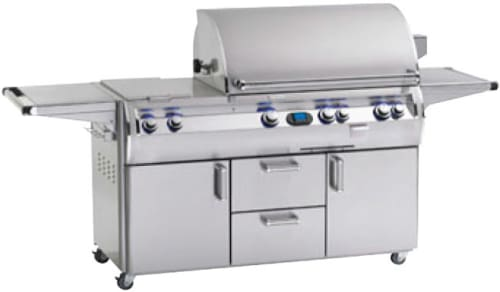 "Fire Magic Echelon Collection E1060SMA1P71 - 111"" Freestanding Gas Grill"