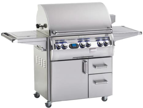 "Fire Magic Echelon Collection E790S4L1P62 - 73"" Freestanding Gas Grill"